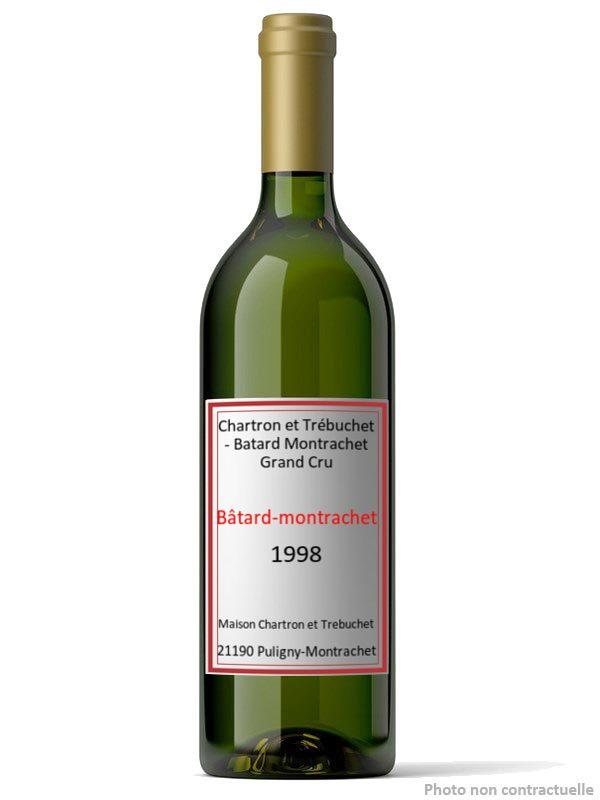 chartron et trebuchet corton 1998 grand cru