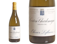 Bouteille Olivier Leflaive - Corton-Charlemagne Grand Cru 1999