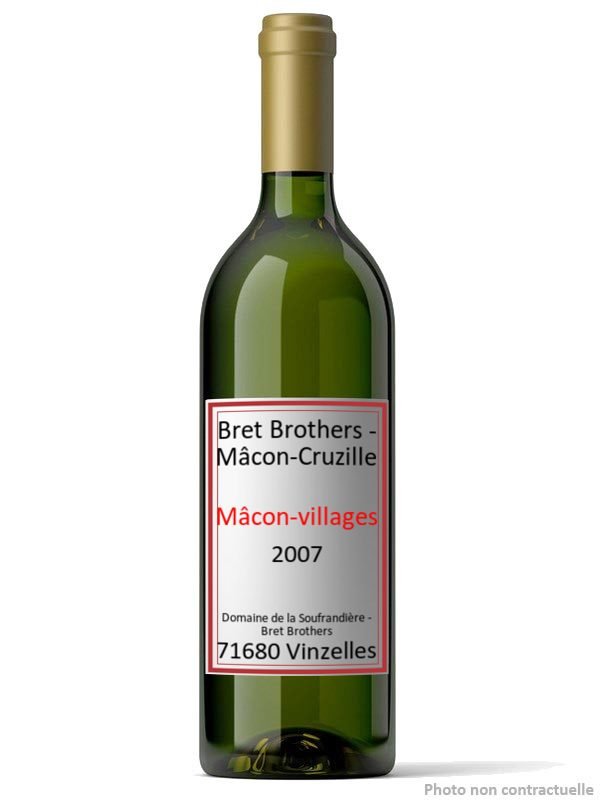 Bret Brothers - Mâcon-Cruzille 2007