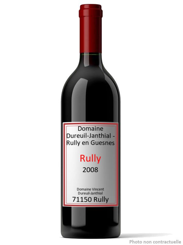 Domaine Dureuil-Janthial - Rully en Guesnes 2008